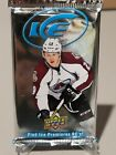 2014-15 UPPER DECK ICE HOCKEY FACTORY SEALED HOBBY PACK 4 CARDS PER PACK