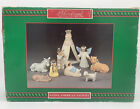 1992 Native American Indian Nativity Set House of Lloyd Christmas Decor 9 pieces