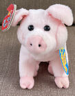 Sniffs the Pig 2008 Original Ty Beanie Baby 2.0 w/ Tags Unused Code
