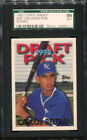 1995 Topps Traded and Rookies Baseball Cards 22