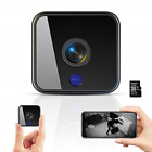 MINI Camera 1080P HD 32G Wireless Home Security Surveillance Cameras with Night