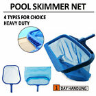 High Quality Swimming Pool Leaf Net Cleaning Skimmer Accessories US Stock