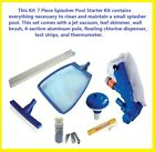 Intex 26723EH Cleaning Kit Prism Frame Above Ground Swimming Pool with Filter