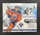 2018-19 Upper Deck UD SPx Hockey Hobby Box Factory Sealed