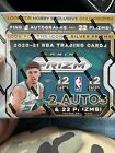 2020-2021 NBA PRIZM First off the Line Hobby Box PACK! Individual Packs