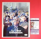 LARRY DAVID SIGNED CURB YOUR ENTHUSIASM 8