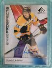 2019-20 UD SP Game Used CHL Shane Wright Auto Parallel SP Pre-Rookie Card