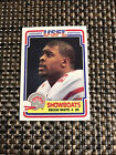 1984 Topps USFL Football Cards 11