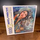 New Bits  Pieces 1000 Piece Jigsaw Puzzle Dream of The Wolf Maiden Native