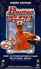 2012 Bowman Draft Prospects Baseball Brand New Factory Sealed Hobby Box