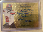 Johnny Manziel Signs Exclusive Autographed Memorabilia Deal with Panini Authentic 15