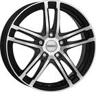 Dezent wheels TZ dark 70Jx17 ET405 5x108 for Ford C Max Focus Galaxy Kuga Mond