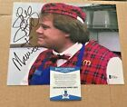 LOUIE ANDERSON SIGNED COMING TO AMERICA 8X10 PHOTO BECKETT CERTIFIED BAS