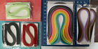 Quilling Paper Strips 5mm Multiple Colors Papel Para Filigrana 2 Of Each