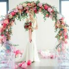 Wedding Party Balloon Arch Kit Large Adjustable Heavy Background Frame Stand Set