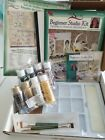 Plaid One Stroke Studio Kit Donna Dewberry Learn To Paint Kit AD381H