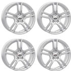 4 Autec MUGANO wheels 8x18 5x112 SIL for Audi A4 A6 S4
