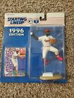 1996  OZZIE SMITH - Starting Lineup (SLU) Baseball Figure & Card - CARDINALS