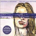 CD single RED HOT CHILI PEPPERS Universally speaking CARD SLEEVE 2 trackNEW