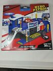 Hero Patrol Play Set Police Station with Die Cast Ford Mustang Police Vehicle