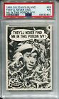 1965 Gilligan's Island #45 They'll Never Find me in This Poison Ivy! PSA 7 NM