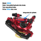 ZOOM MTB Mountain Bike Cycling Hydraulic Disc Brakes Levers Front Rear Set B1V6