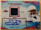 EMMITT SMITH-2019 Leaf In The Game (#1 4) JERSEY AUTO AUTOGRAPH GEM-MINT? 1 1