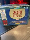 Panini World Cup 2018 Sticker Boxes - 104 Packs Per Box PINK BACK