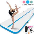 High Quality 10ft 13ft 16ft Inflatable Gymnastics Air Track Tumbling Mat w Pump