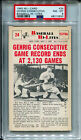 Lou Gehrig Cards, Rookie Cards, and Memorabilia Guide 5