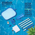 Swimming Pool Kit with Vacuum Head and Pole Cleaning Cleaner Maintenance Tools