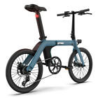 Folding 20 Electric Bicycle 250W Mountain ebike Moped e City Bike For Adult US