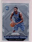 Karl-Anthony Towns Rookie Cards Checklist and Gallery 55