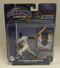 Vladimir Guerrero Signed 2001 STARTING LINEUP Action Figure JSA Sticker ONLY