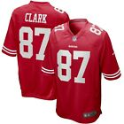 San Francisco 49ers Dwight Clark 87 Nike Mens NFL Game Retired Player Jersey