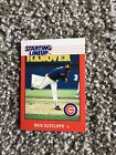 CHICAGO CUBS 1988 RICK SUTCLIFFE KENNER STARTING LINEUP CARD NM AWESOME ITEM