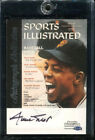 1999 Fleer Sports Illustrated Autograph Collection Willie Mays Auto