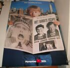 ROLLED 1992 HOME ALONE 2 LOST in NEW YORK ADVANCE 2 SIDED MOVIE POSTER CULKIN