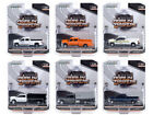 Dually Drivers Set of 6 Trucks Series 6 1 64 Diecast Model Cars by Greenlight