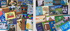 100 PAPYRUS Fathers Day Cards + Envelopes VARIETY LOT