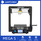 USED!!! ANYCUBIC i3 MEGA S FDM 3D Printer Pre-assembled Size 210x210x205mm³