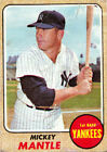 Comprehensive Guide to 1960s Mickey Mantle Cards 234