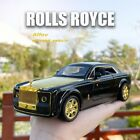 124 For Rolls Royce Sweptail Car Alloy Diecast Metal Model Cars Pull Back Toys