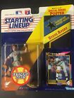 1992 Starting Lineup Figure SLU MLB Steve Avery Extended w/Poster Free Shipping