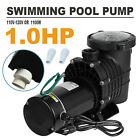10HP 110V Above Ground Swimming Pool Pump Motor Strainer Generic For Hayward US