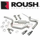 ROUSH Performance 421610 Exhaust System Kit for Tail Pipes ag