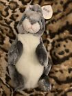 Ty Beanie Baby - HOPPER the Bunny Rabbit (7 Inch) MINT with MINT TAGS