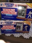 2-1991 DON MATTINGLY & JOSE CANSECO-headline Collection Starting Lineup NEW L@@K