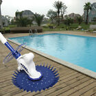 Automatic Pool Cleaner Swimming Pool Vacuum Inground Above Ground W 10 Hose