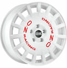 ALLOY WHEEL OZ RACING RALLY RACING AUDI TT COUPE Staggered 8x18 5x112 ET 35 eb8